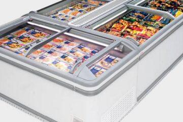 Orice magazin alimentar ar trebui să aibă măcar o ladă congelatoare cu capac transparent