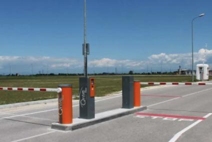 Bariere de parcare pentru accesul privat